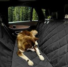 extra large dog car seat cover with