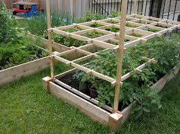 Small Picture Beautiful Raised Vegetable Garden Ideas Images Home Design Ideas