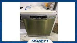 Máy rửa chén độc lập Bosch SMS46MI05E - Serie 4