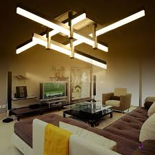 fixtures 10 led close to ceiling lights and large led bar light modern cool lighted with 1427697652895 790x790px