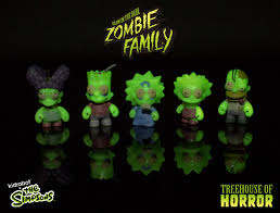 Daily Dose Of Good NewsSimpsons Treehouse Of Horror Kidrobot