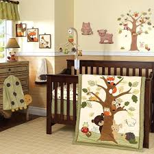forest friends baby bedding carter