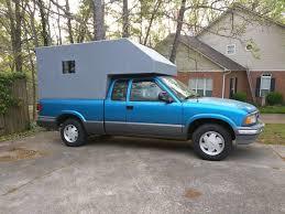 Cab-over Camper for Pickup: 8 Steps