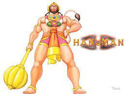 Lord Hanuman Cartoon HD Wallpaper