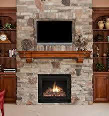 stone fireplace surround modern stone fireplace mantels ideas