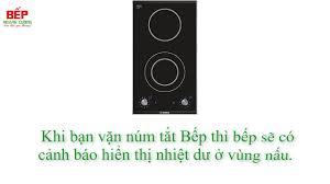 Bếp từ Domino Bosch PKF375V14E | Bếp Hoàng Cương - YouTube