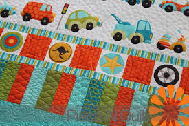 Piece N Quilt: Car Quilt - Little Boy Quilt & Car Quilt - Little Boy Quilt Adamdwight.com