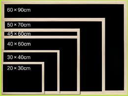 Blackboard Chart Price Us 20 8 5 Off Solid Wood Double Sided Magnetic Blackboard Creative Restaurant Price Menu Table Hanging Blackboard 30 40 50 60cm In Flip Chart From