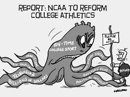 should college athletes be paid or not livebinder