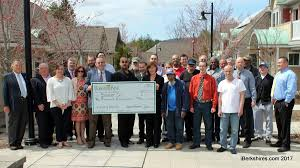 berkshire bank customer service berkshire bank donates 10k to soldier on iberkshires com the