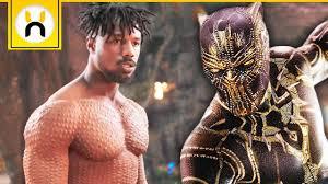 Killmonger\u0027s Wakandan Origins \u0026 Scars Explained   Black Panther  YouTube