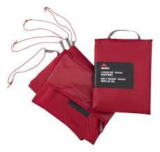 <b>Пол для палатки MSR</b> Hubba Freelite Access 2 13010 красный ...