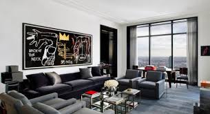 bachelor pad living room decorating