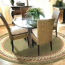 3 foot round rugs home and interior likeable 6 feet charisma indoor outdoor braided rug by 3 foot round rugs