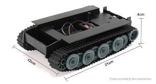 diy smart robot car smart germany tank