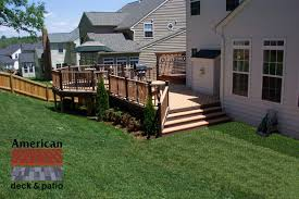 above ground pool with deck attached to house. Great Deck Plan Above Ground Pool With Attached To House