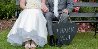 You Messages On A Wedding