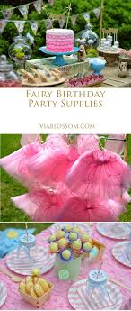 Fairy Birthday Party Decorations 17 Best Images About Fairy Party Ideas On Pinterest The Fairy