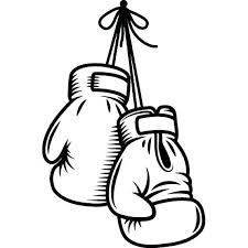 Boxing Gloves Coloring Pages Boxing Gloves Coloring Pages Amazing