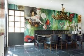 Fotobehang Behang Met Oude Meesters