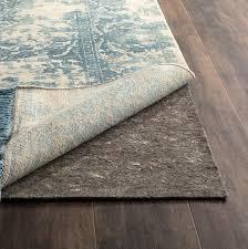 happy non slip rug pads for hardwood floors martha stewart pad reviews allmodern