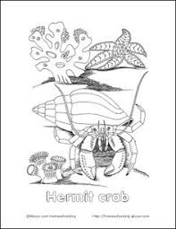 Small Picture Coloring Sheet of Happy Crab crab Pinterest