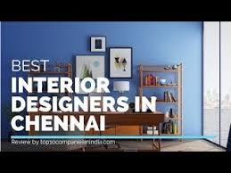 best interior designers in chennai 2020