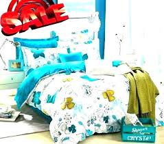 little mermaid bedding twin set comforter sets full bedroom com