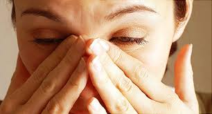 visual guide to sinusitis