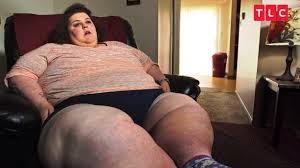 600 pound girl teen