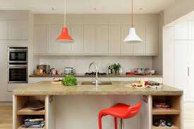 Modern Handless Kitchen - designed by Cue & Co of London 1
