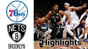 76ers vs Nets HIGHLIGHTS Full Game ...