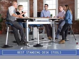 standing desk chair. Exellent Chair Best Standing Desk Stools Chairs For Sit To Stand Tables With Standing Desk Chair