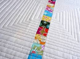 Best 25+ Spiral quilting ideas on Pinterest | Quilt patterns ... & Square spiral quilting tutorial - tutorial on aligning a pieced quilt back Adamdwight.com