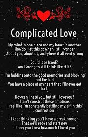 Complicated Love Quotes Unique Complicated Love Pictures Photos And Images For Facebook Tumblr