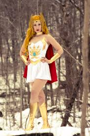 make your own she ra costume