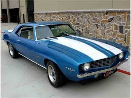 1969 Chevrolet Camaro Z28 for Sale | ClassicCars.com | CC-972593