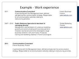 Language Skills Resume Levels Language Skills Resume English