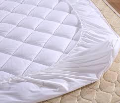 thick mattress pad. Extra Thick Mattress Pads (QUEEN Size 60\u2033x80\u2033+18\u2033 Depth)- 15 Oz Filling Pad R