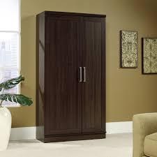 Sauder Kitchen Furniture Sauder Homeplus Swing Out Storage Cabinet Pantry Cabinets At