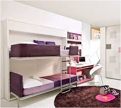 Stylish Bunk beds For Young Girls