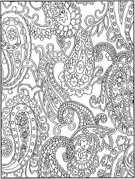 Small Picture From Creative Haven Crazy Paisley Coloring Book by Dover