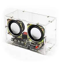 DIY kaynak elektronik toplu parçaları Mini elektronik Bluetooth hoparlör  kiti (uzaktan kumanda, renkli değişen, USB güç kaynağı) Programmable Toys