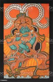 Photo libre de droit de Dieu Hindou Krishna Kochi Kerala Inde banque  d'images et plus d'images libres de droit de Art - iStock