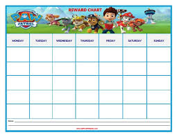 Printable Sticker Children Online Charts Collection