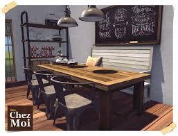 Industrial Style Kitchen Chez Moi Furnitures
