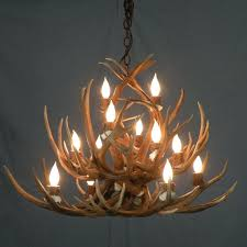 chandeliers antler chandelier kit shanti designs as well as lovely deer antler chandelier view 1