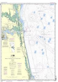 Noaa Charts Florida Keys Noaa Nautical Chart Amelia Island To St Augustine