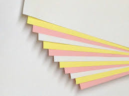 Invoice Papers Colored 3 Part Laser Paper Collated Multi Part Invoice Paper