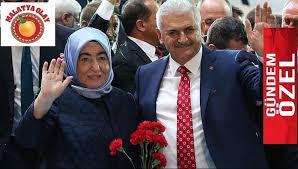 Son Başbakan Binali Yıldırım'ın eşi Semiha Yıldırım Malatya'da